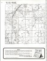 Map Image 005, Pope and Hardin Counties 1979
